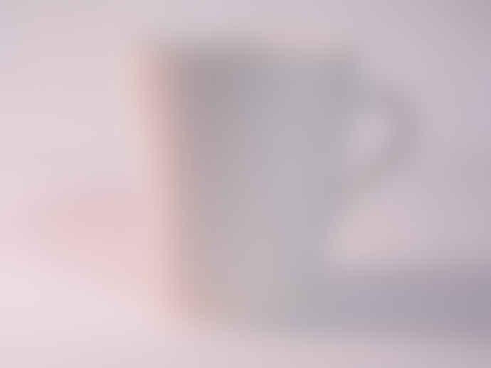 Eve White Gloss Mug