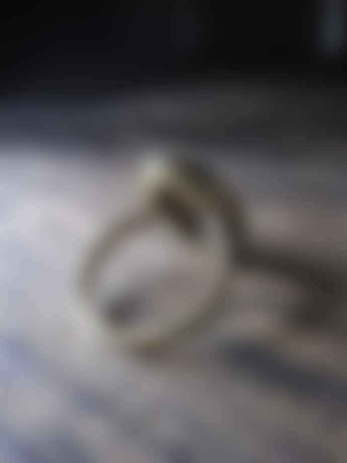 silver jewellery Cowrie Shell Ring
