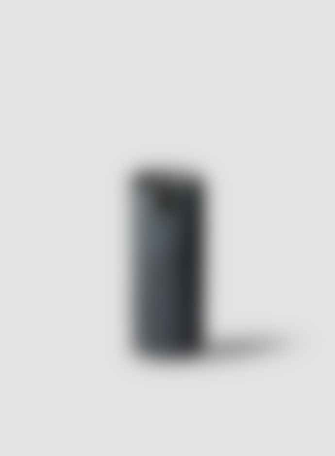 Charcoal Grey Eco Recycled Paper Vase