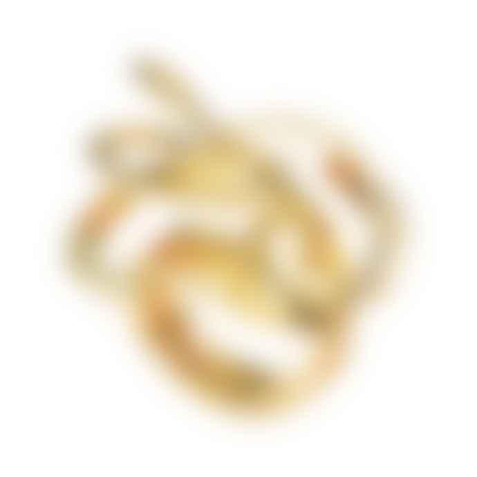 Loel & Co Gold Galaxy Ring
