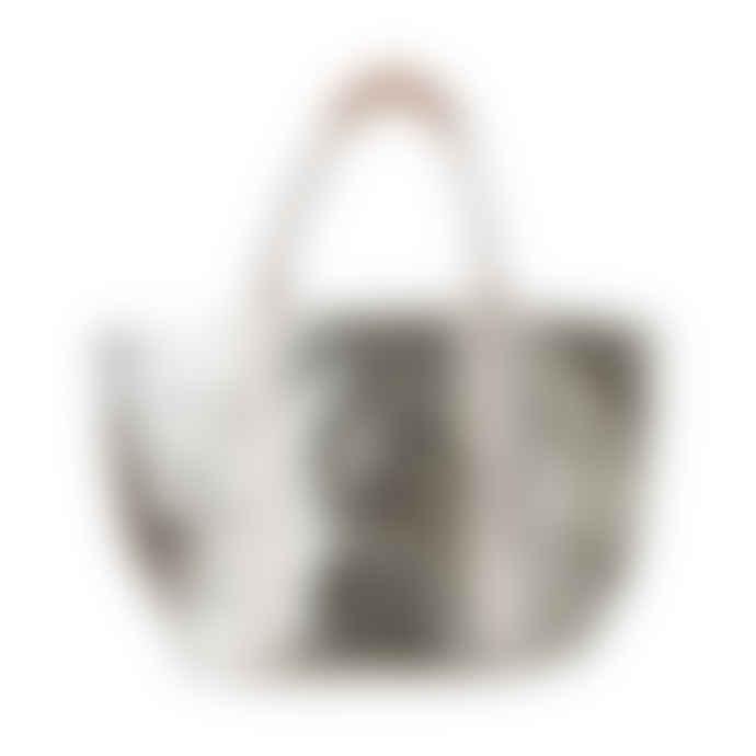 Uashmama Metallic Tote Bag