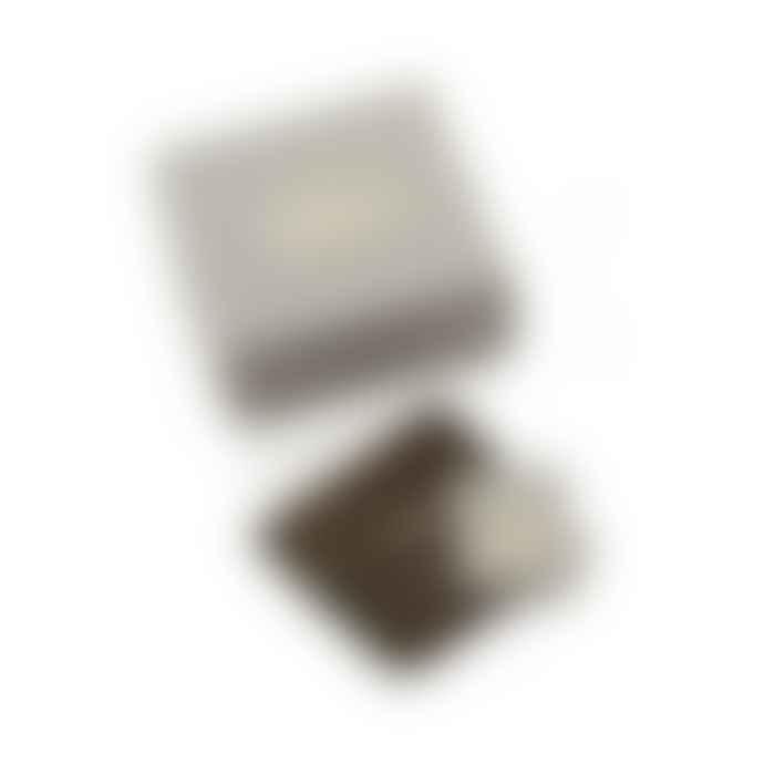 Vivienne Westwood  Rhodium Crystal Mayfair Bas Relief Earrings