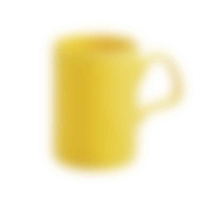 Stolen Form Large Yellow Tin Can Mug