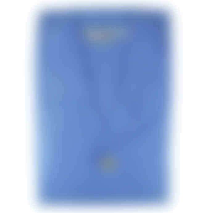 Somax Royal Blue Luxury Lawn Cotton Pyjamas