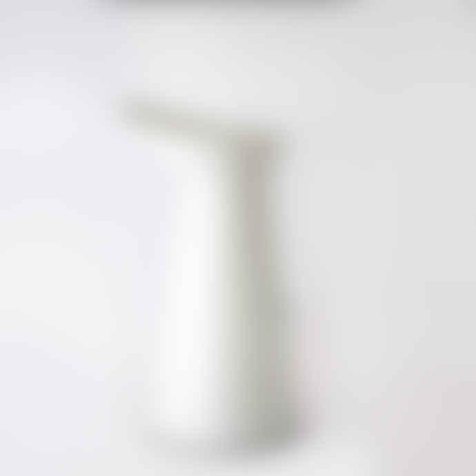 White Enamel Jug