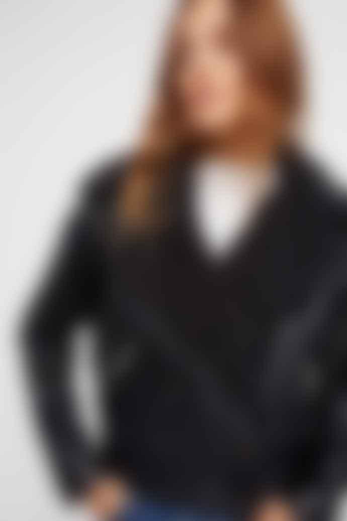 Lorna Ruby Clothing Vegan Leather Jacket