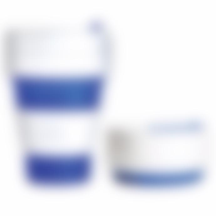 Stojo  Blue Stojo 12oz | Reusable Collapsible Cup