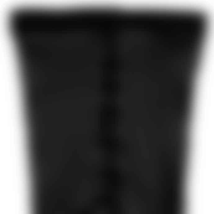 Dore Dore Black Ribbed Tights