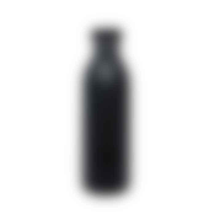24Bottles 500 Ml Tuxedo Black Bottle