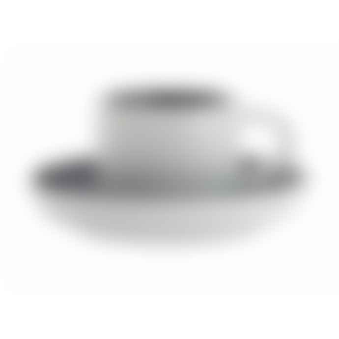 Maxwell & Williams Tint Demi Cup & Saucer (Set of 2)