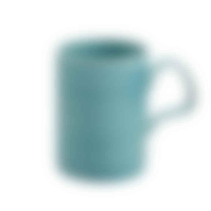 Stolen Form Large Blue Tin Can Mug