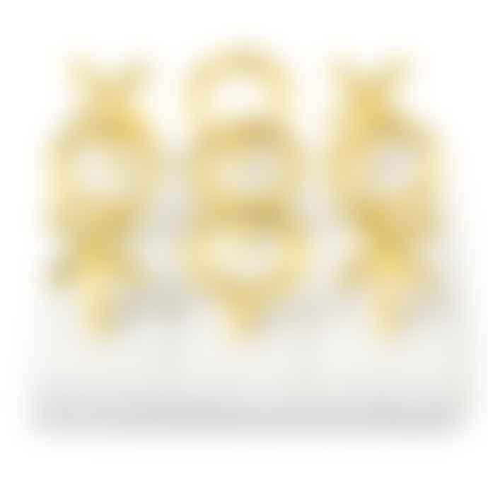 Jonathan Adler Brass Tic Tac Toe Game Set
