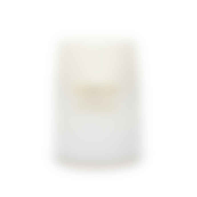 SOH Melbourne Matte White Glass Libertine Scented Candle