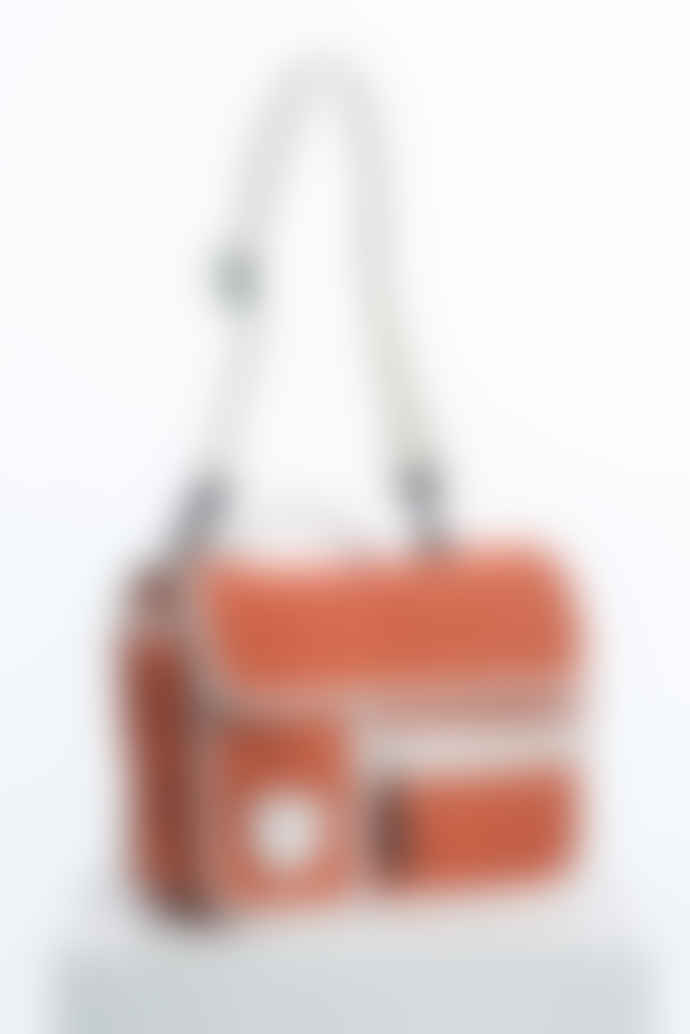 Goodordering Orange 2 in 1 Buggy Organizer Baby Changing Bag