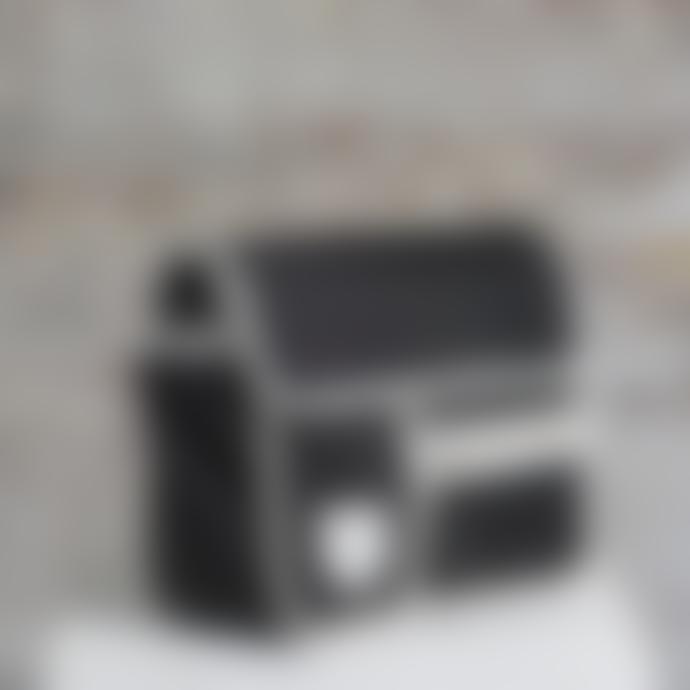 Goodordering Black 2 in 1 Buggy Organizer Baby Changing Bag