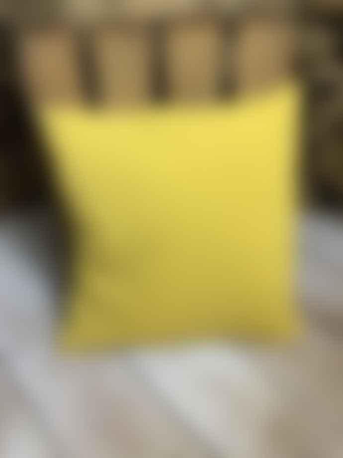 Sylvie Thiriez Washed Cotton Cushion