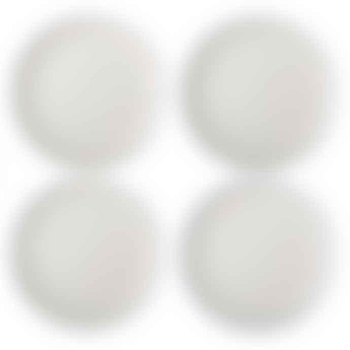 Pols Potten Pierced Porcelain Plates Set