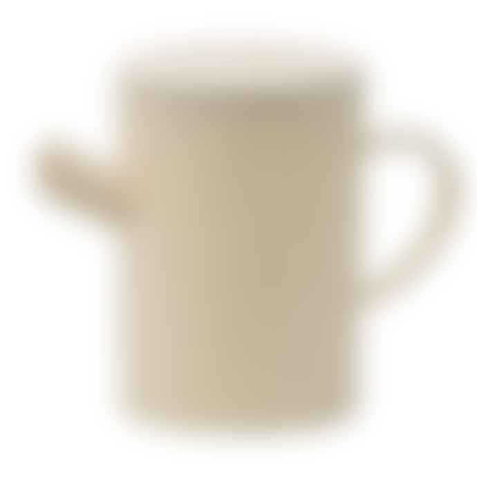 Bloomingville Simple Sand Ceramic Teapot