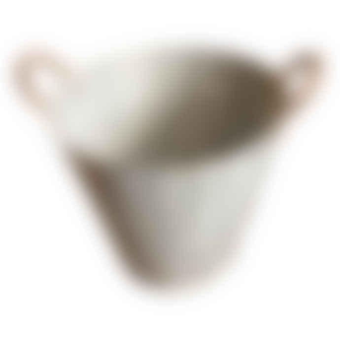 Kagu Interiors Metal Olive Bucket