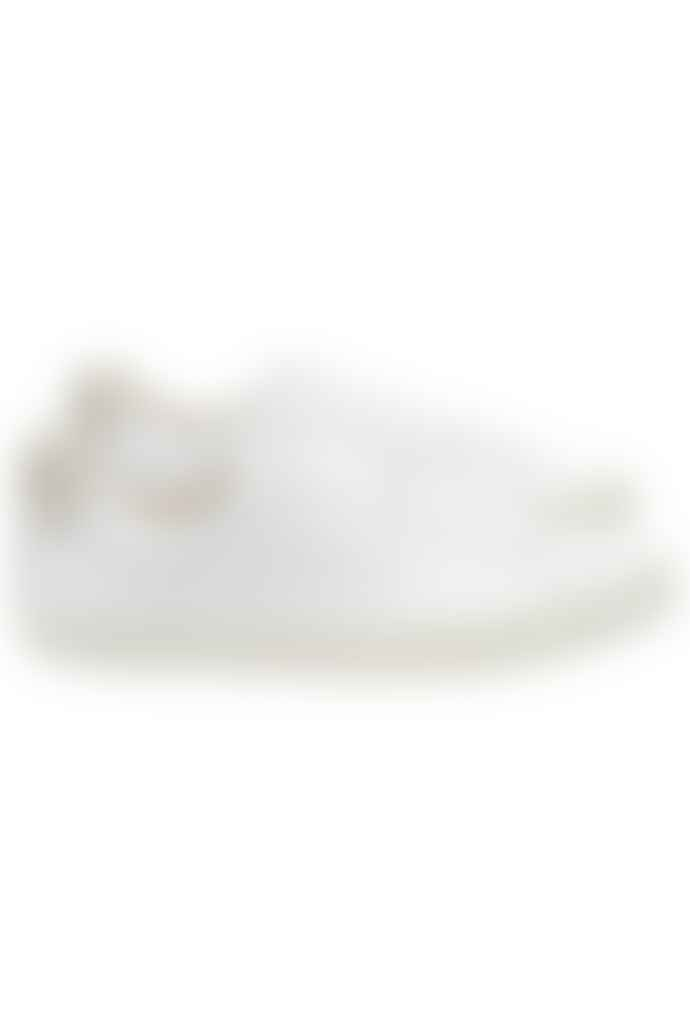 Veja Esplar White Leather Trainers