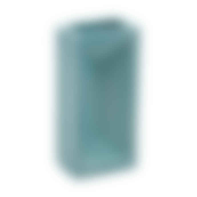Stolen Form Blue London Brick Vase