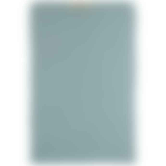 Ib Laursen Nordic Sky Blue Knitted Cotton Towel