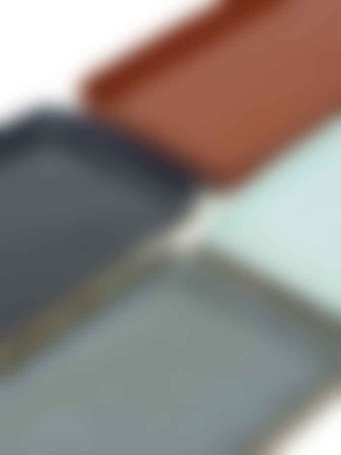 Serax Terres De Reves Dark Blue Rectangular Plate