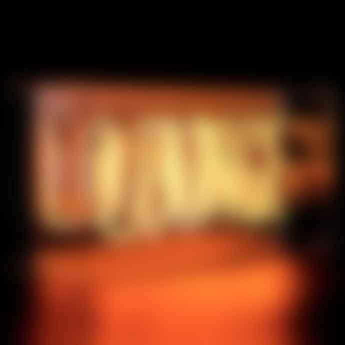 Light Boxes 'Lounge' Acrylic Box Neon Sign