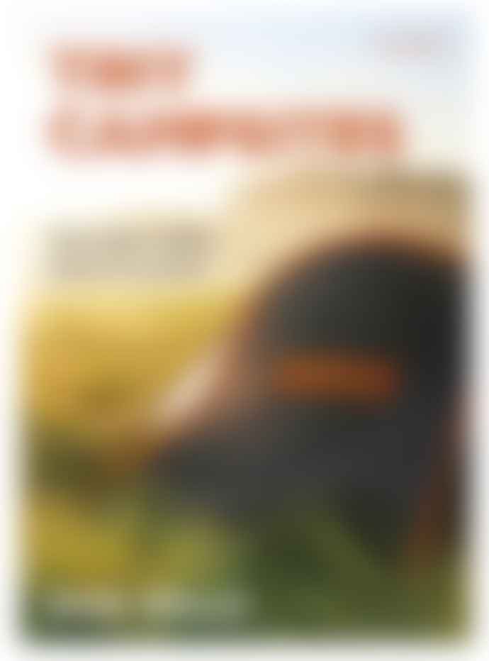 AA Publishing 3rd Edition Tiny Campsites Guidebook