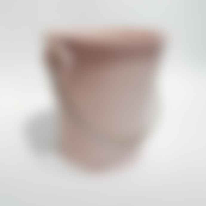 Sting In The Tail Set of Four Pink Mini Enamel Buckets