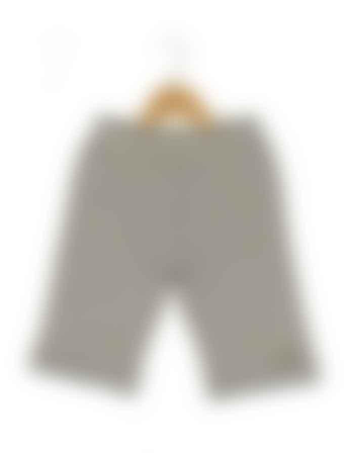 Mr Mullan's General Store Kids Red & White Bermuda Shorts