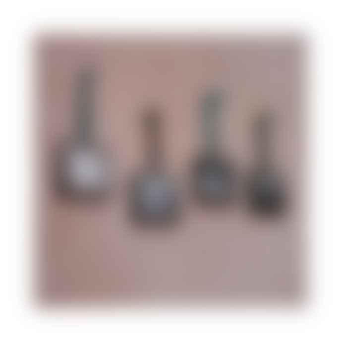 Nkuku Set Of 4 Tiny Zinc Kiko Frames