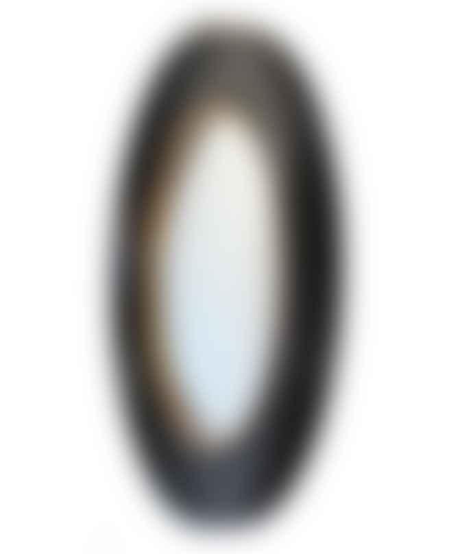 The Restoration Large Porthole Mirror