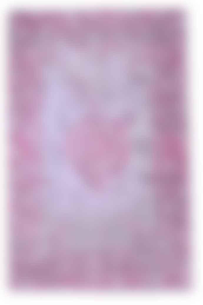 Cotswold Grey Silver Pink Divine Rug