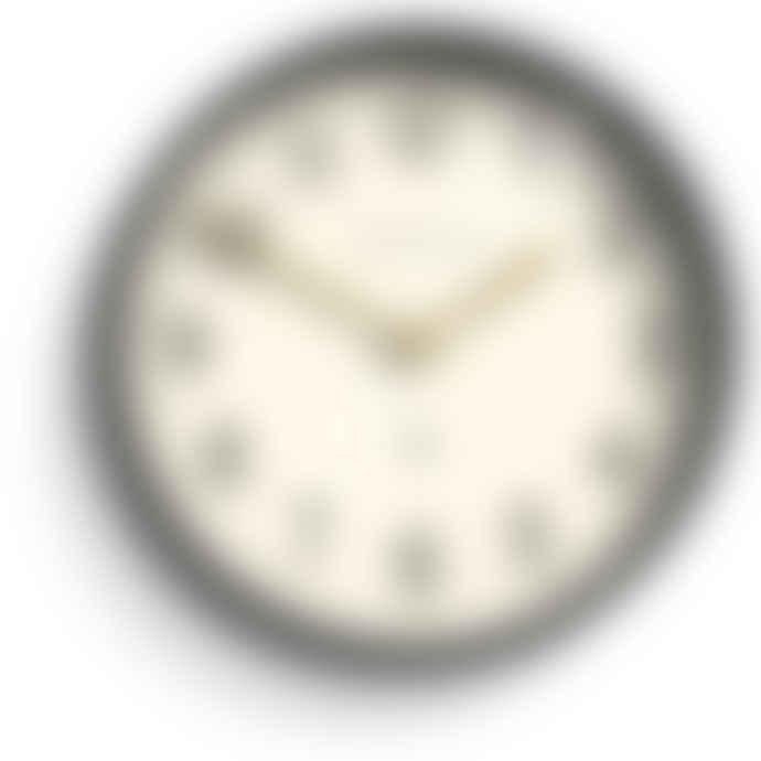Newgate Master Edwards Clock In Blizzard Grey