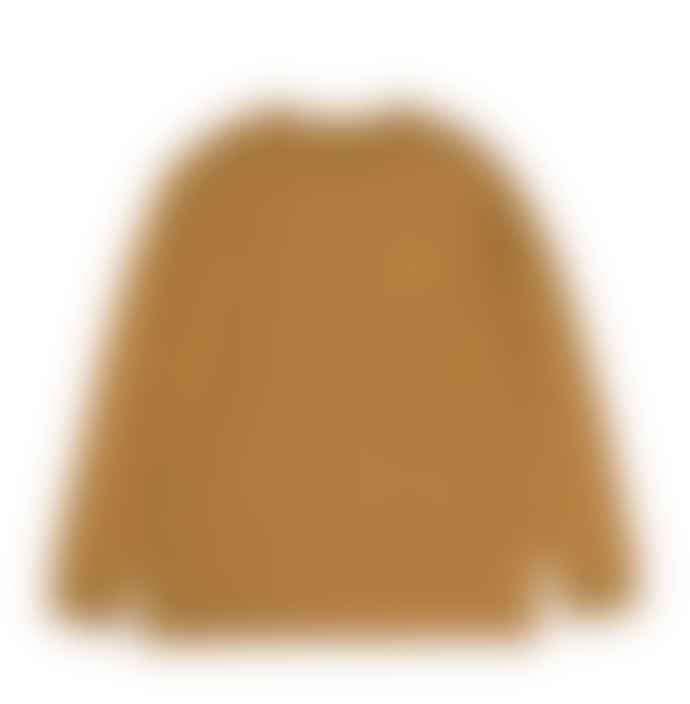 Carhartt WIP Hamilton Brown Chase Longsleeve T Shirt
