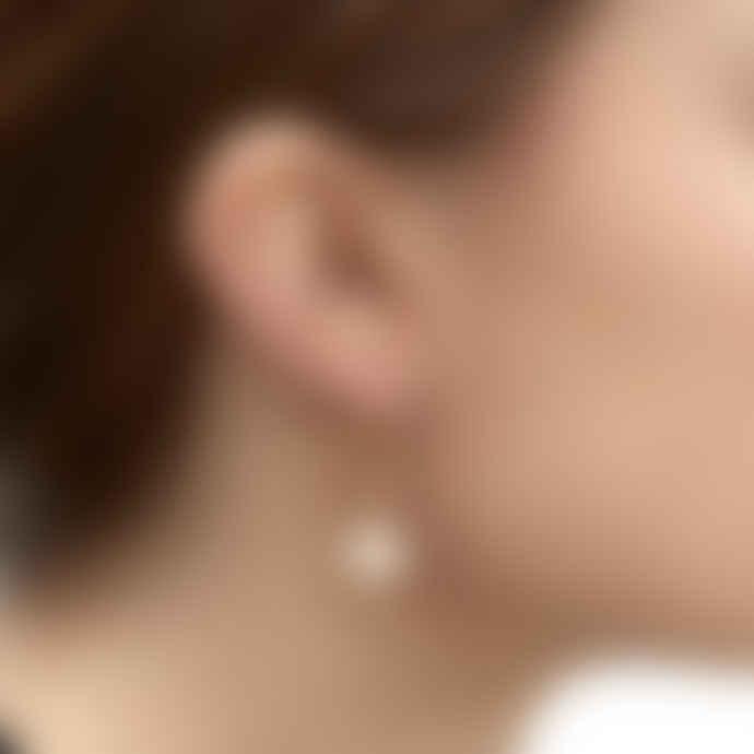 Made In India Single Pearl Drop Earring