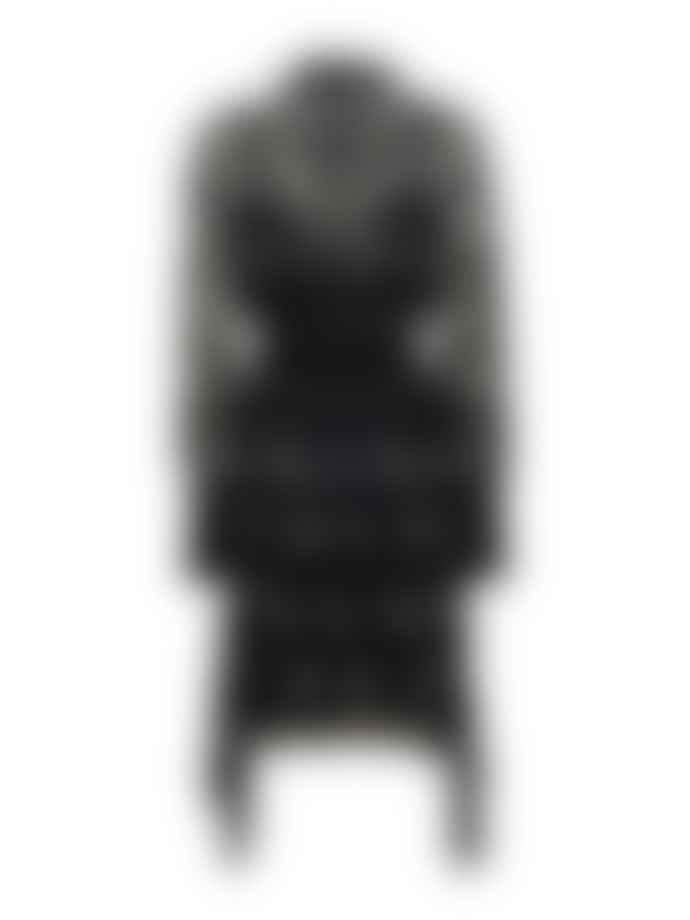 Markus Lupfer Macy Crinkle Chiffon Dress
