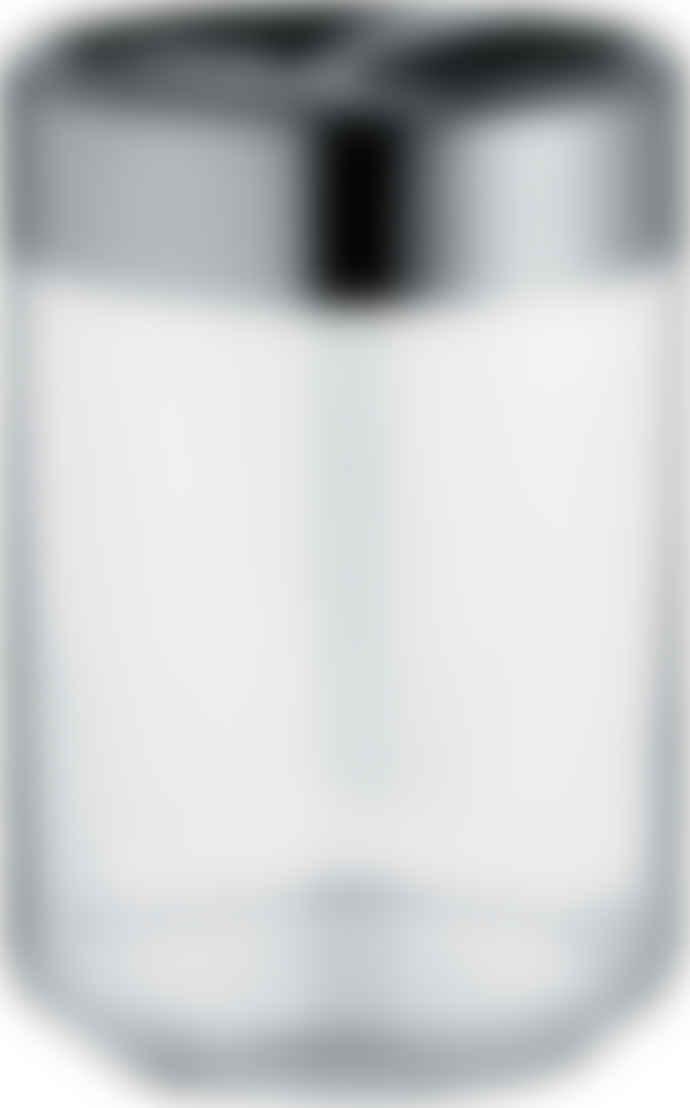 Alessi Julieta Glass Storage Jar Medium