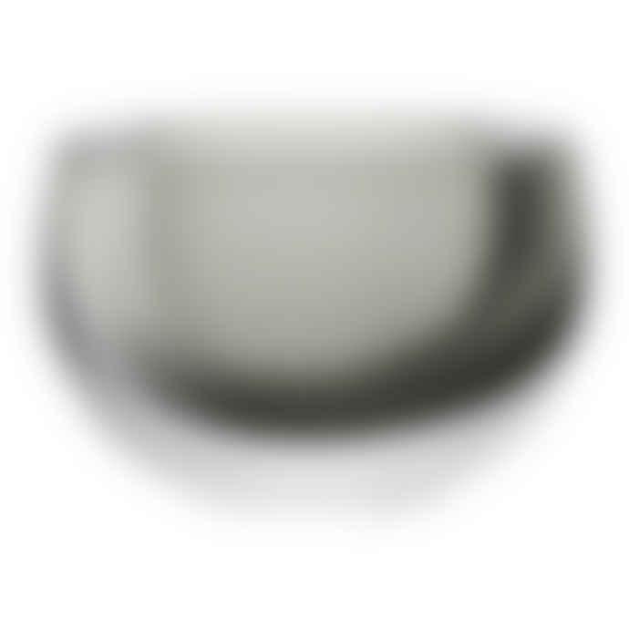LSA International Host Grey Glass Bowl