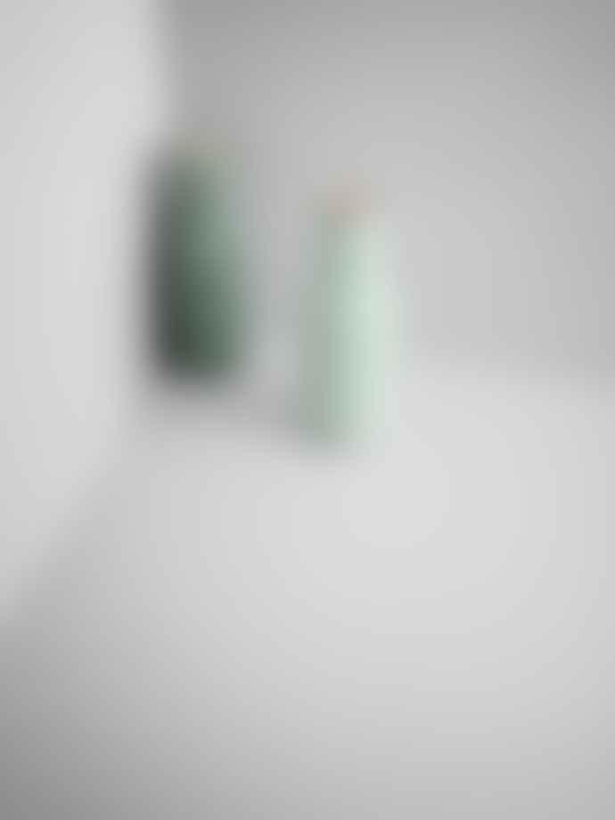 Menu Moss Green Walnut Lid Bottle Grinder 2 Pack