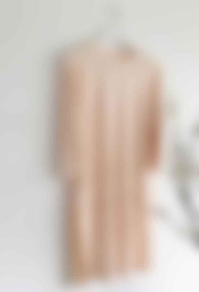 Yaya 3/4 Sleeve High Slits Tunic Dress