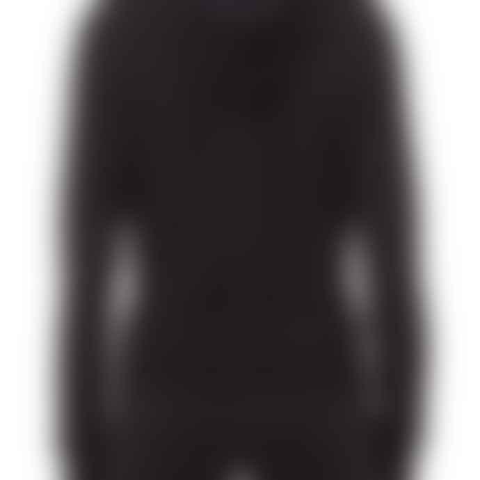 Monreal London Black Cosy Hoodie