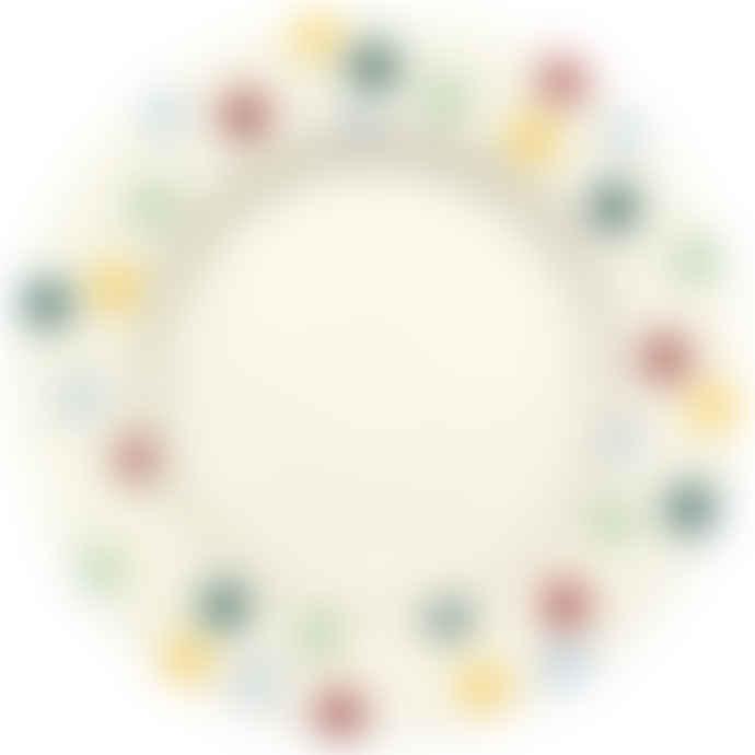 "Emma Bridgewater Polka Dot 10 1/2"" Plate"