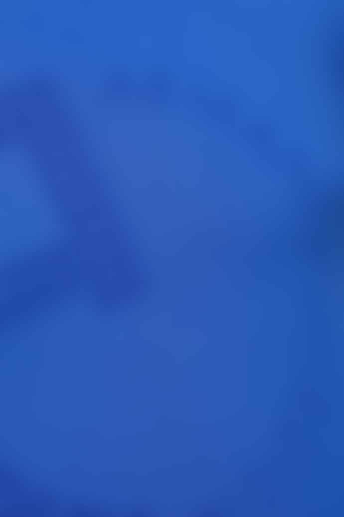 Armani Collezioni Blue Print T Shirt