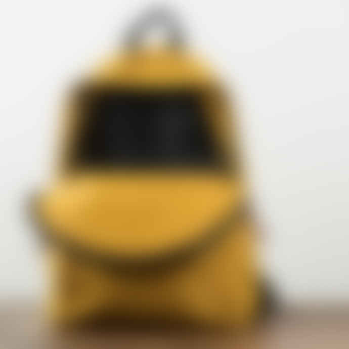 Watershed Brand Yellow Union Backpack