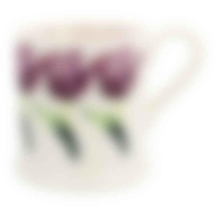 Emma Bridgewater Blue Parrot Tulip 1/2 Pint Mug