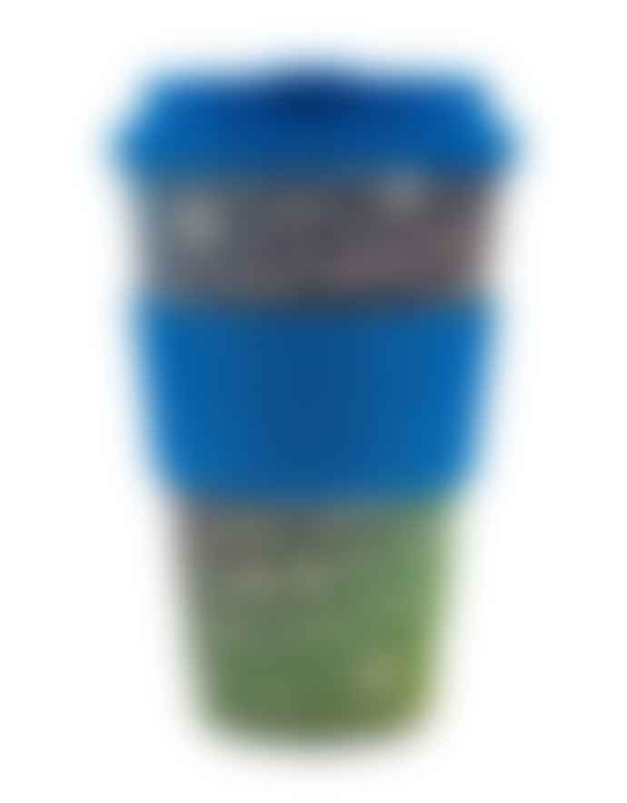 Ecoffee Cup Stargate Reusable Bamboo Coffee Cup 14oz
