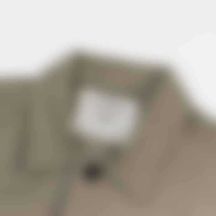 Portuguese Flannel Labura Olive Jacket