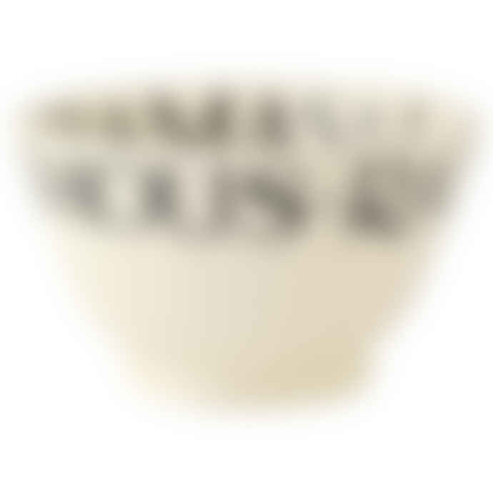 Emma Bridgewater Black Toast Dips Small Old Bowl